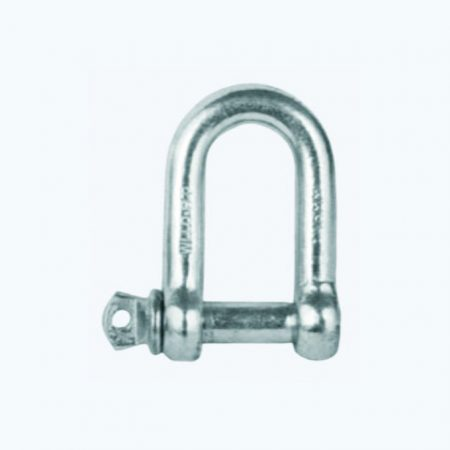 DEE SAFETY PIN SHACKLE GRD S