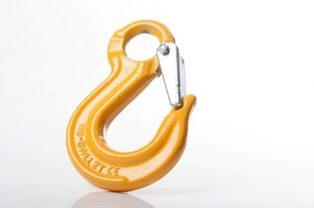 Swivel Sling Hook with Safety Catch GR80