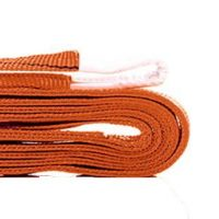 FLAT SLINGS WLL 10000KG ORANGE