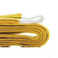 FLAT SLINGS WLL 3000KG YELLOW