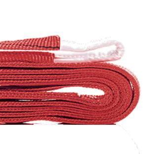 FLAT SLINGS WLL 5000KG RED
