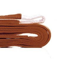 FLAT SLINGS WLL 6000KG BROWN