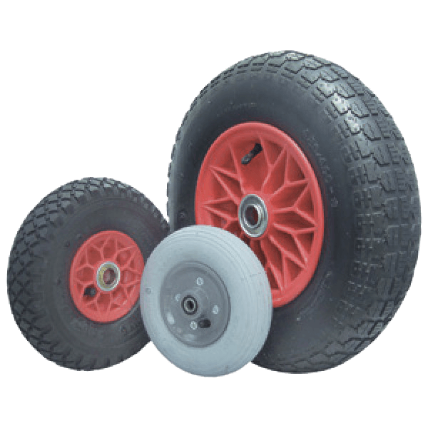 Industrial Truck Pneumatic Wheels