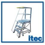 Ladders Order Pickers