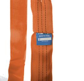 ROUND SLINGS WLL 10000KG 15000KG & 20000KG ORANGE