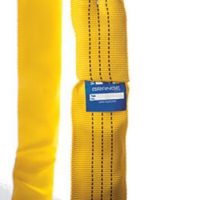 ROUND SLINGS WLL 3000KG YELLOW