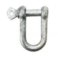 DEE SCREW PIN SHACKLE GRD S