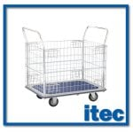 Trolleys Cage