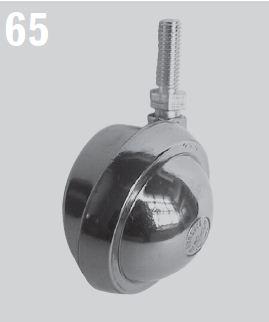 Ball Castor 65