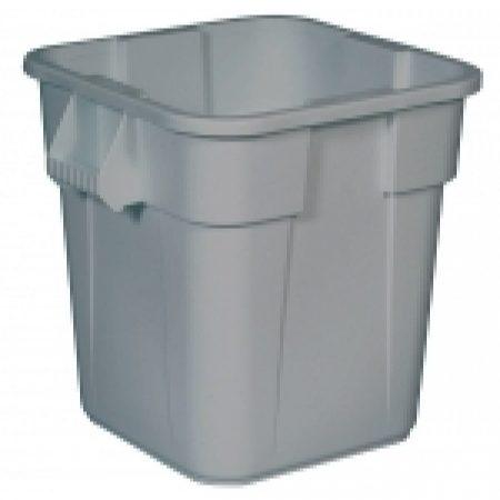 3526 - 106 litre Sqaure Brute Bin