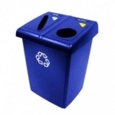 HALF Glutton Recycling Station