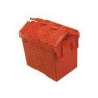 NS391 Security Crate 36lt Solid, attached Lid