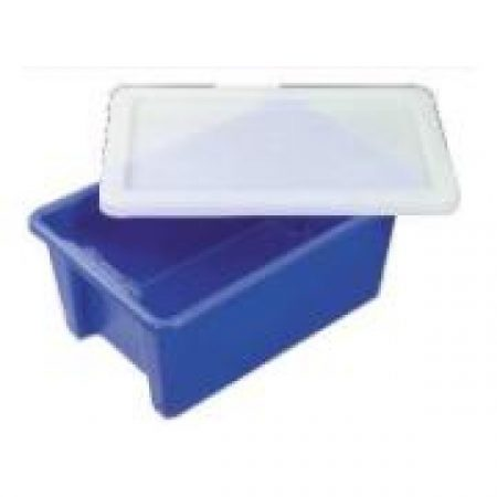 IH051 Crate 52lt Solid (No. 10 Crate)