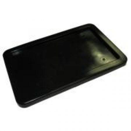 IH052D Lid to Suit IH051D/IH060D/IH078D, Solid Balck Recycled