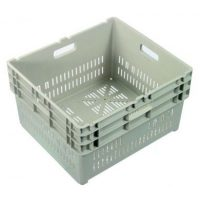 IH004 Plastic Bin Open Sided