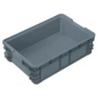 IH025 Crate 25lt Solid Sides, Ventilated Base