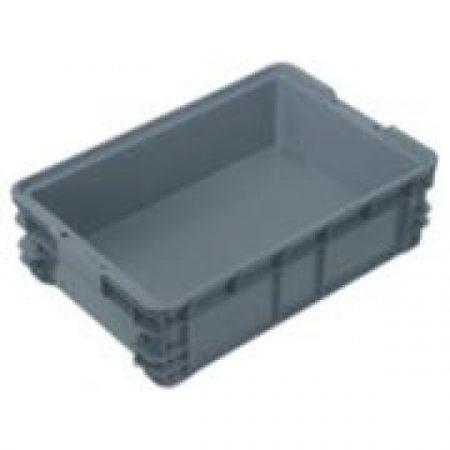 IH025 Crate 25lt Solid Sides, Ventilated Base