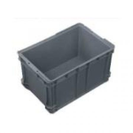 IH026 Crate 50lt Solid Sides, Ventilated Base
