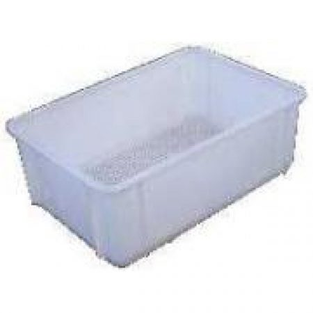IH073 Crate 36lt Solid, Ventilated Base