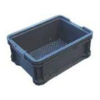 IH125 Crate 12.5lt Solid Sides, Ventilated Base