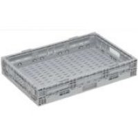 IH1094 Folding Crate Returnable 17lt