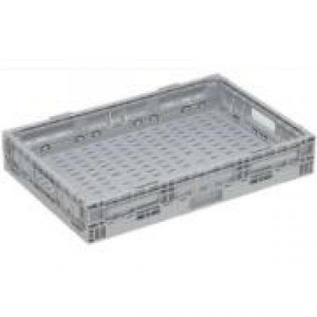 IH1094 Folding Crate Returnable 17lt