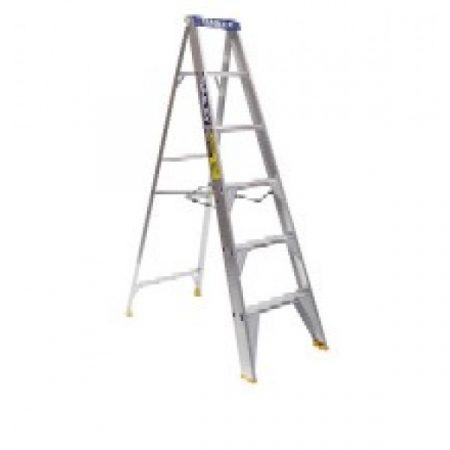 Ladder Aluminium: Bailey Professional 150kg Single Sided Stepladder