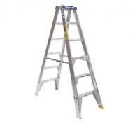 Ladder Aluminium: Bailey Professional 150kg Double Sided Stepladder