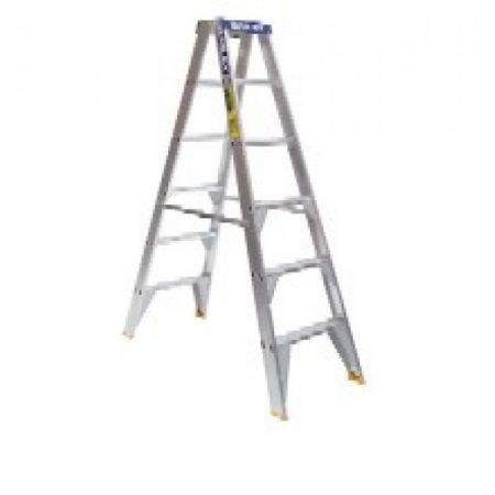 Ladder Aluminium: Bailey Professional 150kg Double Sided Stepladder