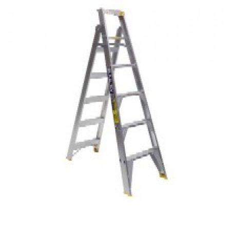 Ladder Aluminium: Bailey Professional 150kg Dual Purpose Ladder