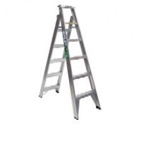 Ladder Aluminium: Bailey Trade 150kg Dual Purpose Ladder
