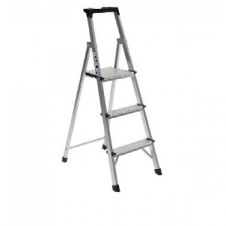 Ladder Aluminium: Domestic Platform Step 100kg
