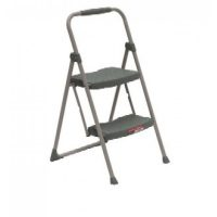 Ladder Aluminium: Stepright Step Stool Domestic 100kg