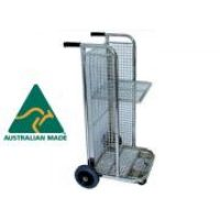 Upright File Trolley