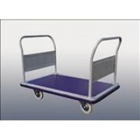 Double Handle Platform Trolley