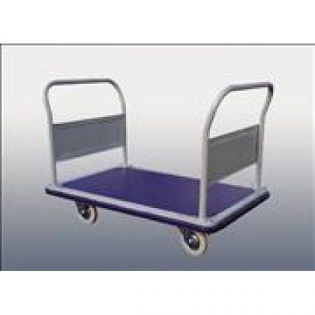 Double Handle Platform Trolley
