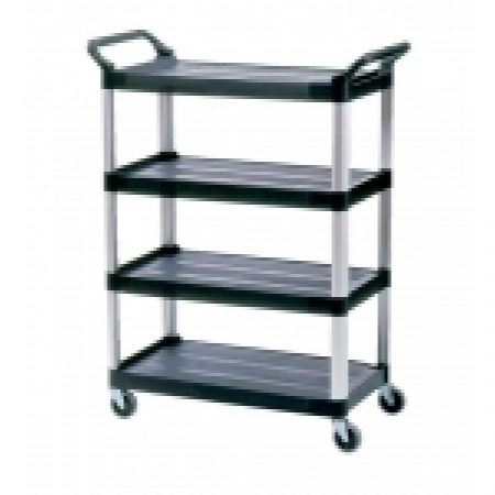 Trolley Multi Deck: 4096 - Utility Cart 4 tier