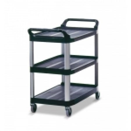 Trolley Multi Deck: 4091 - Utility Cart Open Sides