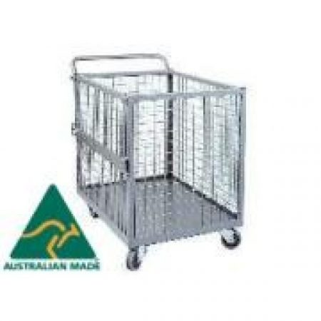 Full Mesh Cage Trolley