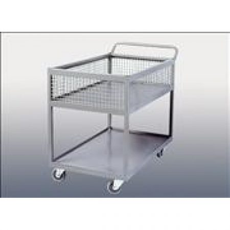 Half Basket Trolley