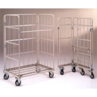 Trolley Cage: WL6 Large Worktainer