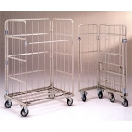 Trolley Cage: WL2 Small Worktainer