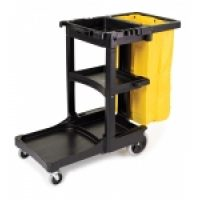 Janitors Cart