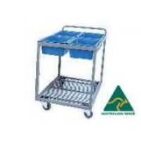 Heavy Duty Tub Picking Trolley