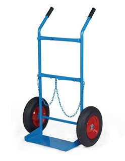 Double Oxy Hand Truck