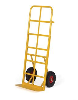 Wide Heavy Duty Hand Truck
