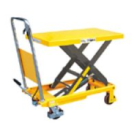 Scissor Lift Table: Xilin Scissorlift WSP500A