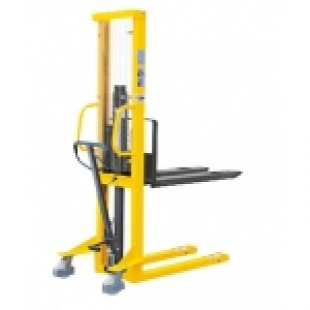 Lifting Equipment: 1000kg Manual Walkie Stacker