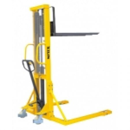 Lifting Equipment: 1000kg Manual Walkie Stacker Straddle