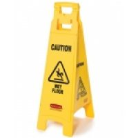 Safety Sign: 611477 - Wet Floor